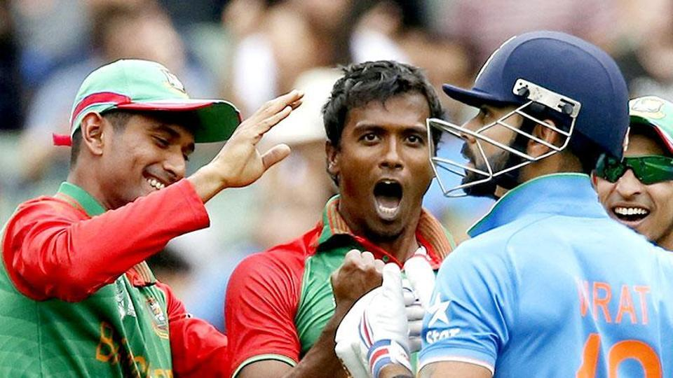 Since the 2015 ICCWorld Cup, Bangladesh fans and players haven't shied away from trying to make their rivalry with India seem bigger than it is.