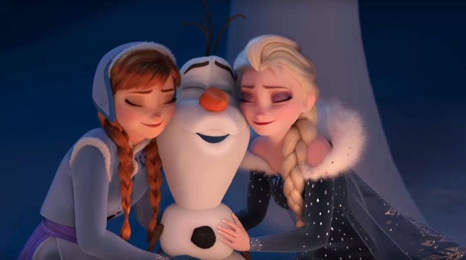 Olaf will be back on November 22 with