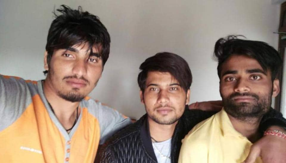 The trio was closely associated with the gang of Vicky Gounder, say Faridkot police.
