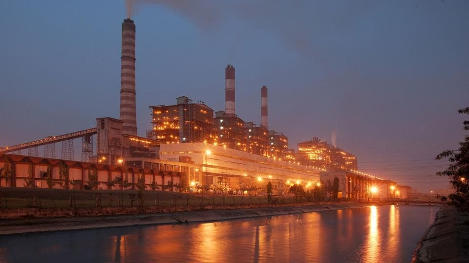 Power plants,coal power,water crisis