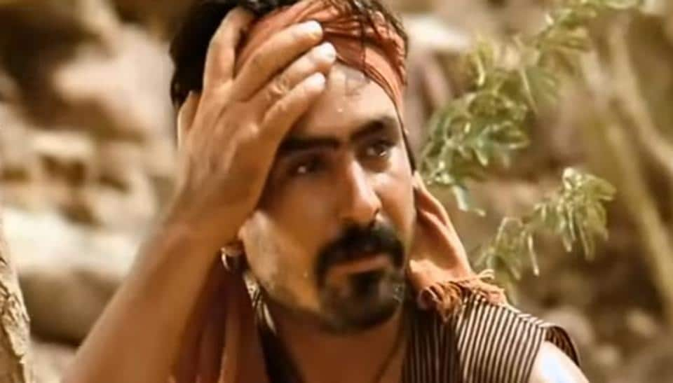 Actor Yashpal Sharma didn't expect that he would bag Lakha's role in Lagaan (2001).