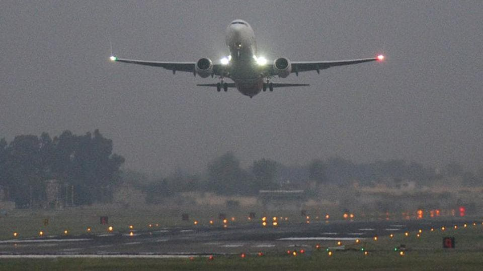 Civil Aviation Minister Jayant Sinha said the current airport at Lohegaon will soon reach a stage to handle eight million traffic