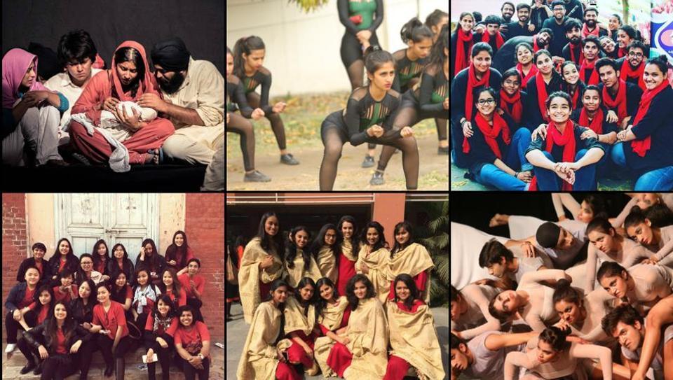 delhi university societies