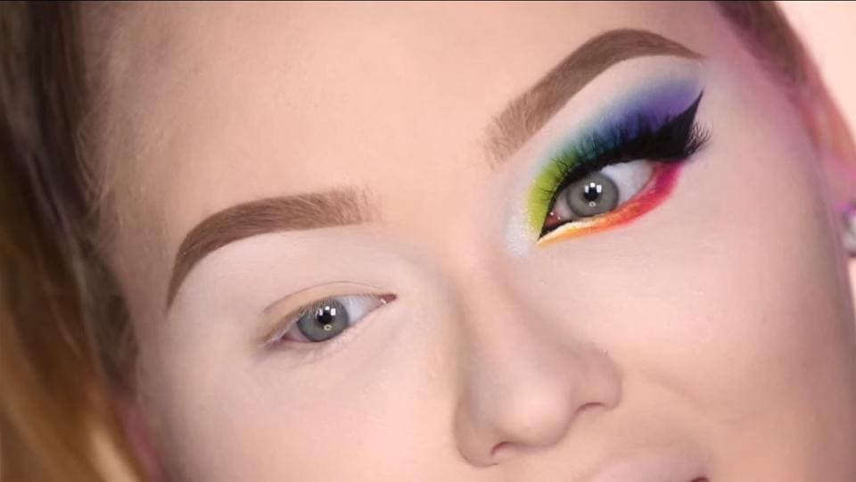 Pride month: Here\'s the beauty inspiration you need to celebrate ...