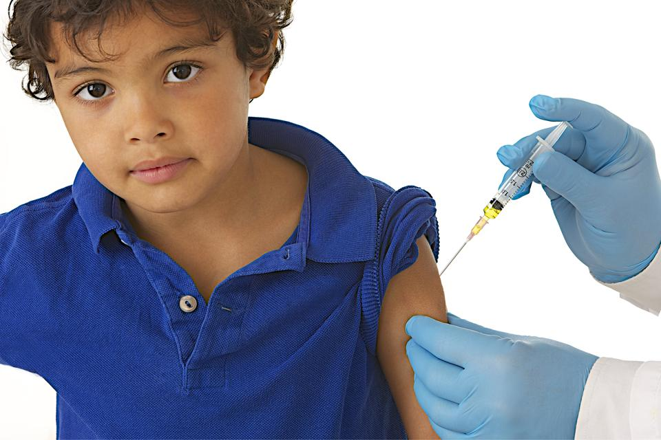 Measles kills 46,00 children in India, which is vaccinating all children ages 9 months to 15 years against the infection in campaign-mode to eliminate the disease by 2020