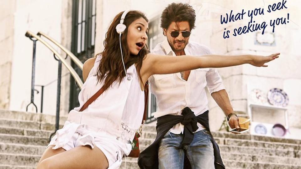 Anushka Sharma and Shah Rukh Khan play lead roles in Imtiaz Ali's Jab Harry Met Sejal.