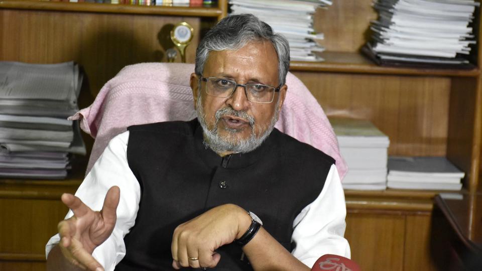 Sushil Modi,Lalu Prasad,Lalu Prasad Yadav
