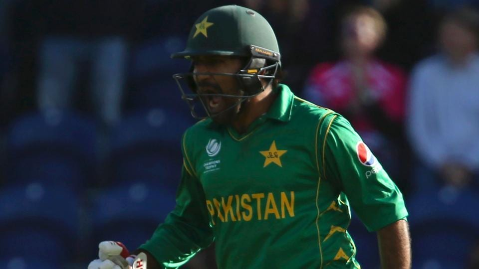 Pakistan captain Sarfraz Ahmed guided them to a stunning victory over Sri Lankain the ICC Champions Trophy 2017 match in Cardiff on Monday.