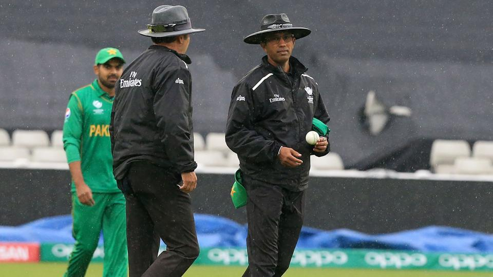 Umpires Richard Kettleborough and Kumar Dharmasena will take charge of the second semi-final between India and Bangladesh.