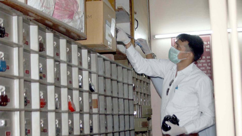 PNB Bank Modinagar,Robbery at PNB Bank,Ghaziabad bank robbery