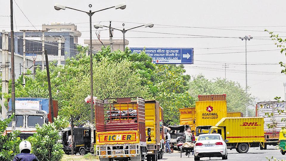 Manesar gang rape,molestation accused,canter driver