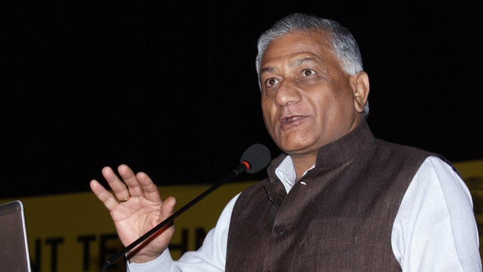 VK Singh downplayed the demand for special category status for Odisha.