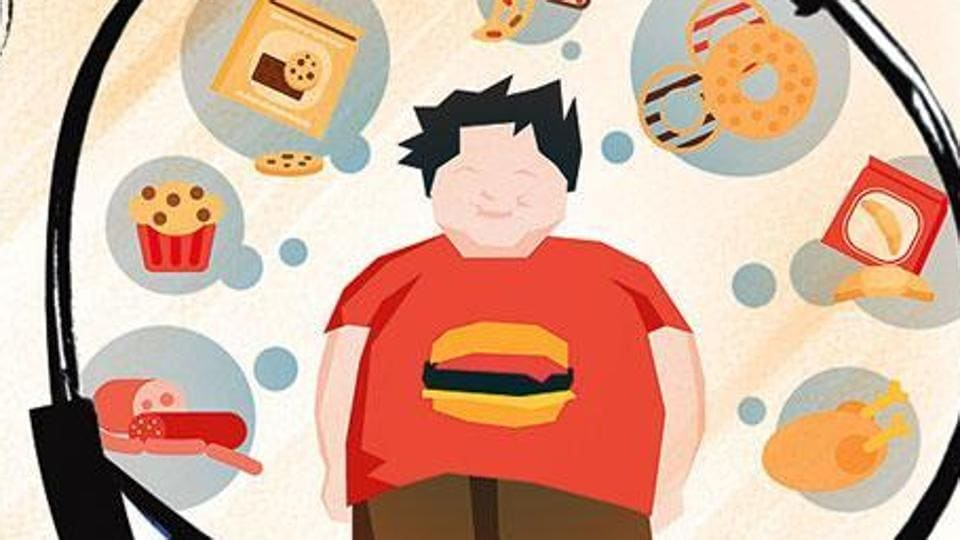 Regular use of junk food and lack of an exercise regime has put urban kids at increased risk of high cholesterol levels.