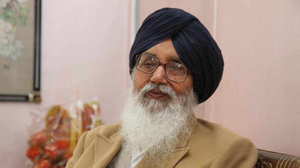 Former Punjab CM Parkash Singh Badal denied reports of being NDA candidate for President's post.