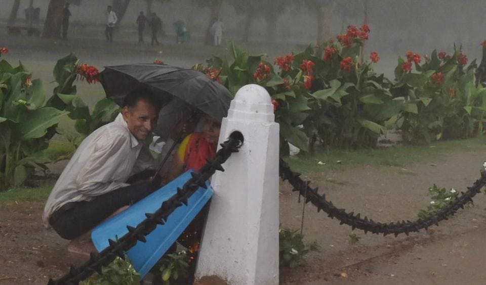 Northwest India, which includes Delhi and NCR, is likely to receive around 96% rain this Monsoon.