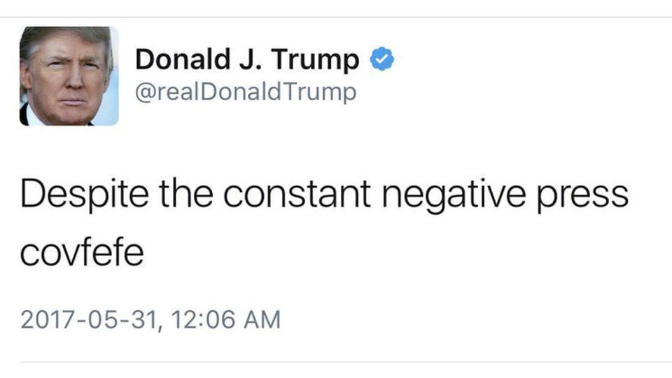 Covfefe,Donald Trump,Covfefe Act