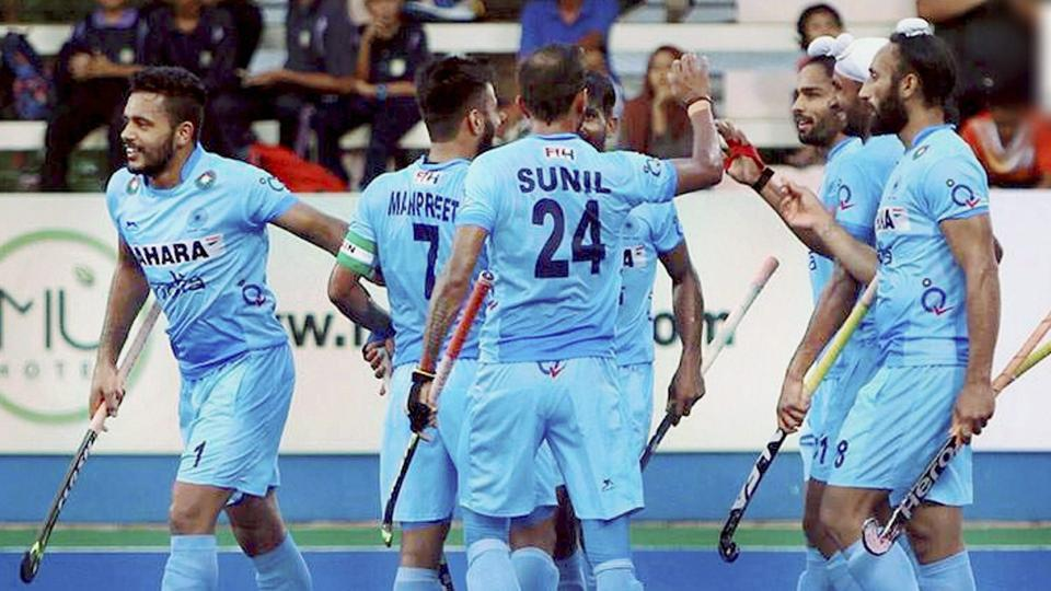India will face Scotland in their Hockey World League semi-final round opener.