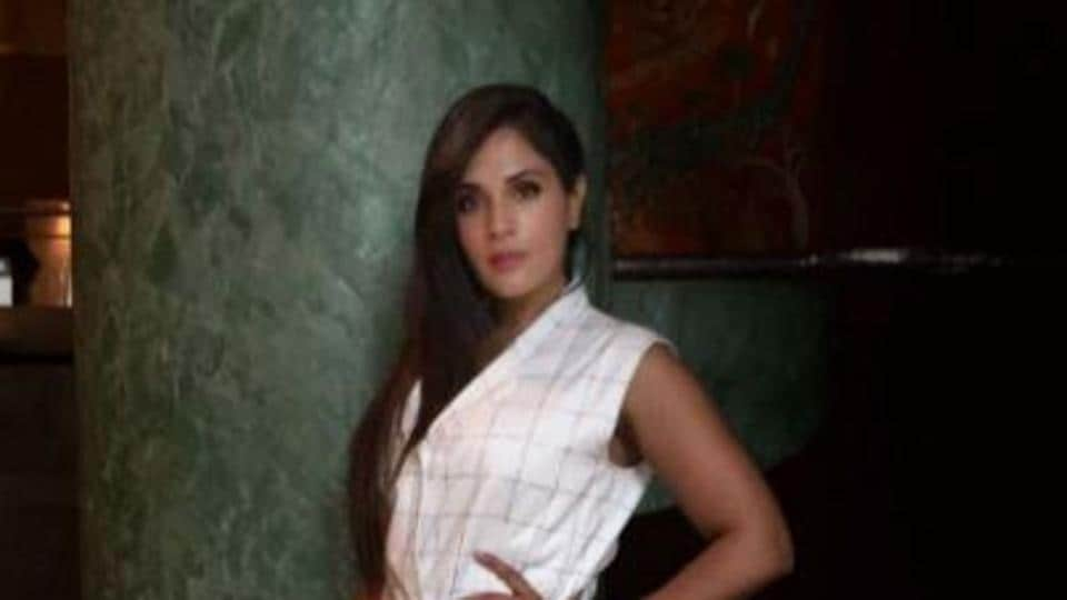 Actor Richa Chadha often urges people to adopt animals from shelters rather than buying them from elsewhere.