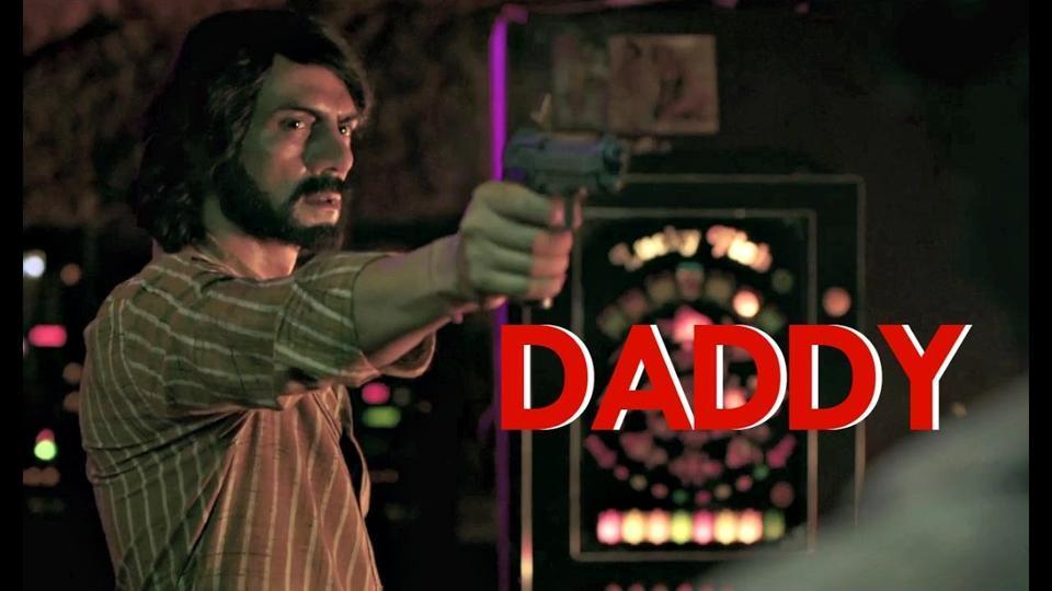 Daddy is based on the life of Mumbai gangster Arun Gawli.
