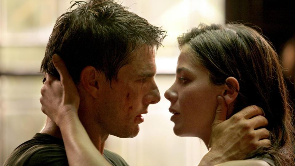 Michelle Monaghan made her first appearance in the series with Mission Impossible III.