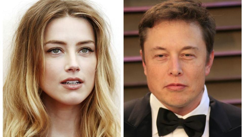 Johnny Depp,Amber Heard,Tesla