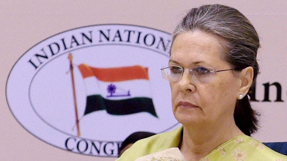 BJP,Sonia Gandhi,Presidential Polls