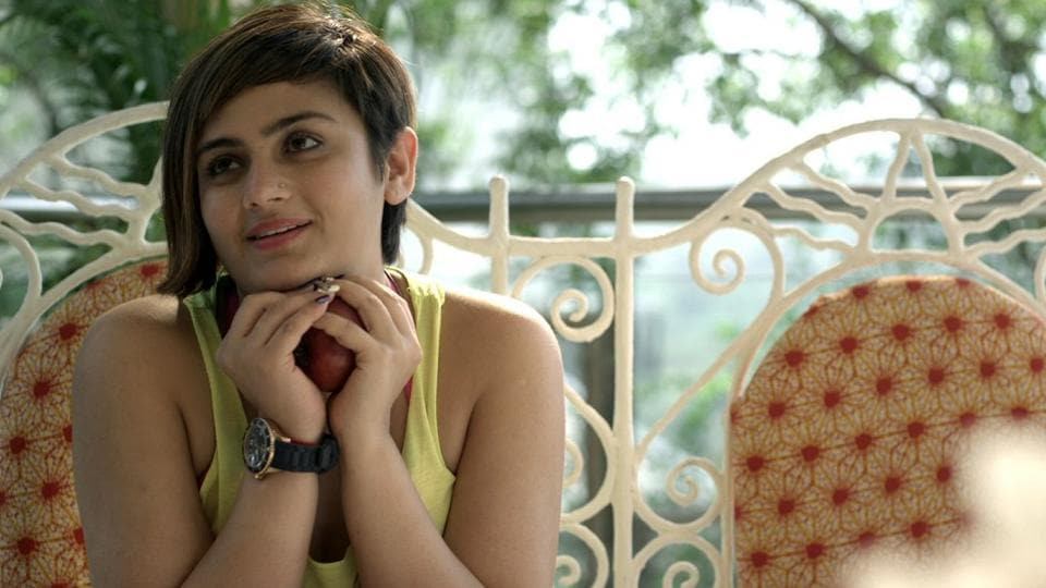 Shweta Rohira will be playing the role of a modern, independent woman in a short film.