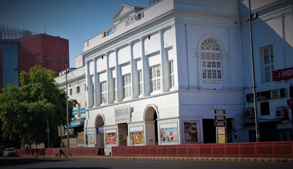 Regal Cinema,Connaught Place,Iconic Places in Delhi