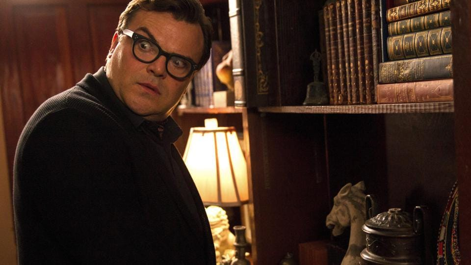 Goosebumps,Jack Black,RL Stine