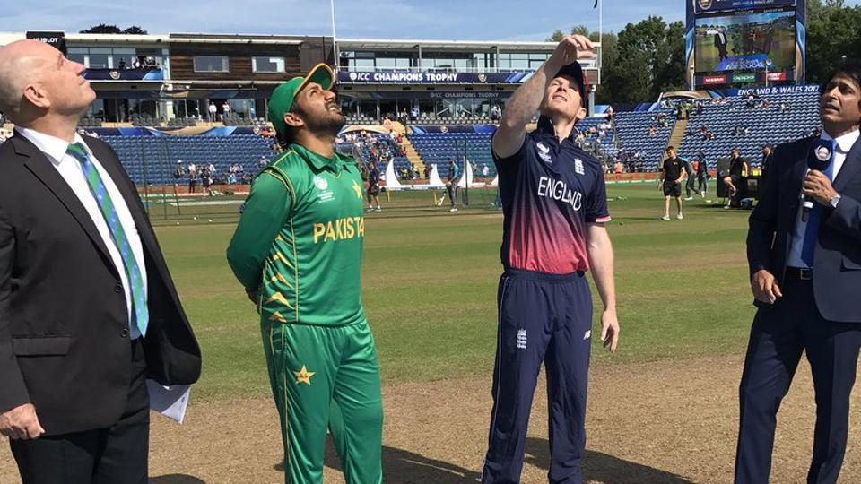 Sarfraz Ahmed, Pakistan captain, won the toss and opted to field.  (Twitter )