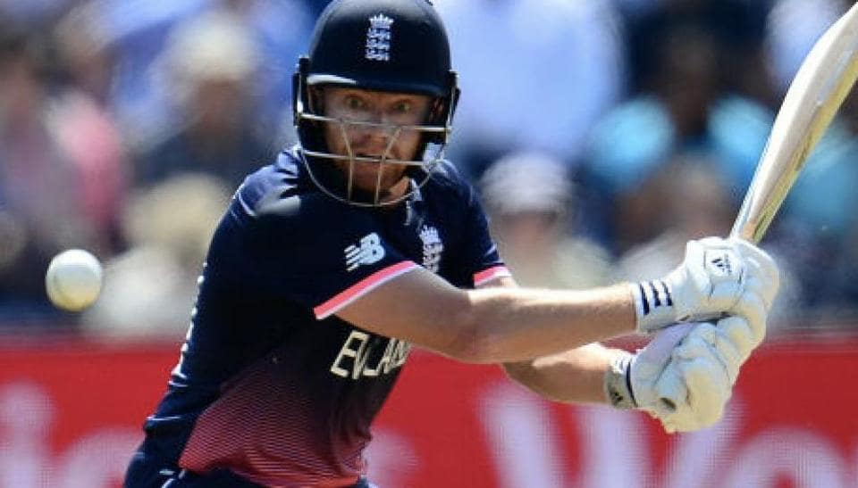 Jonny Bairstow, recalled in place of out-of-form Jason Roy, managed 43 off 57.  (Twiiter )