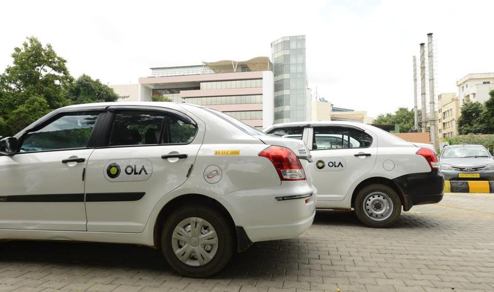Auto and taxu unions are complaining that they are losing business to app-based aggregators like Ola and Uber.