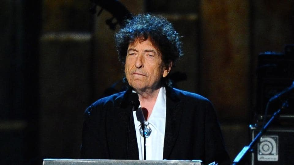 Bob Dylan recorded his 26-minute Nobel lecture in Los Angeles and provided it to the Swedish Academy, which called it