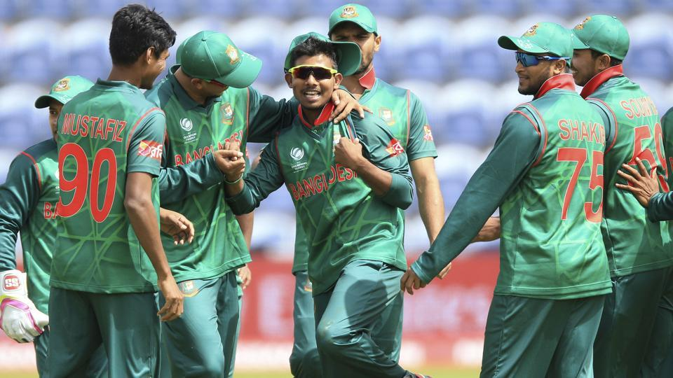 Bangladesh will take on India in the ICC Champions Trophy semi-final on Thursday.