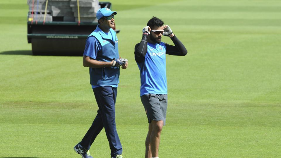 India coach Anil Kumble and captain Virat Kohli know that Bangladesh are tricky customers. (AP)