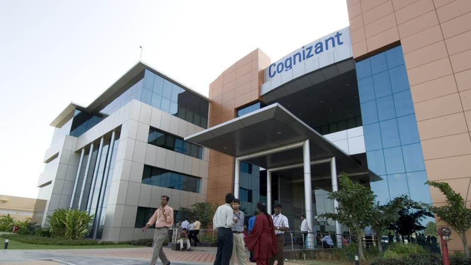 The Old Mahabalipuram Road,Chennai, office of Cognizant Technology Solutions India Pvt Ltd, a leading global IT and business process outsourcing services provider.