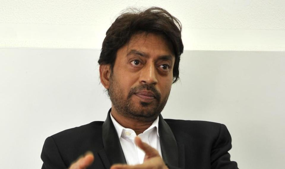 Irrfan Khan will be playing a New Yorker in his upcoming Hollywood project.