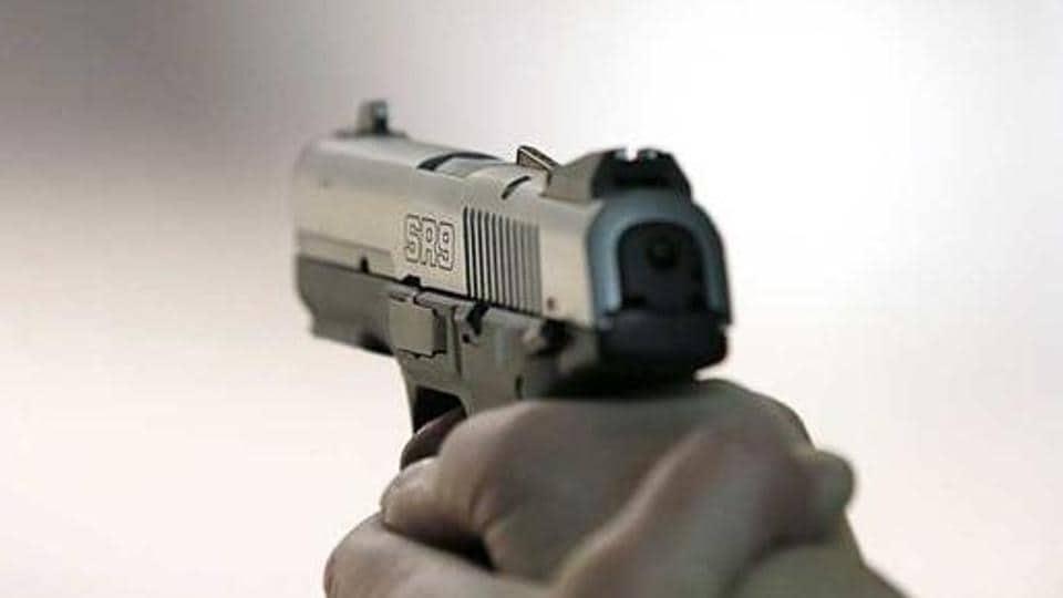 Man shoots self,Geeta Colony,Suicide