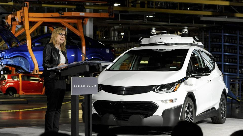 General Motors,Chevrolet Bolt,Orion Assembly Plant
