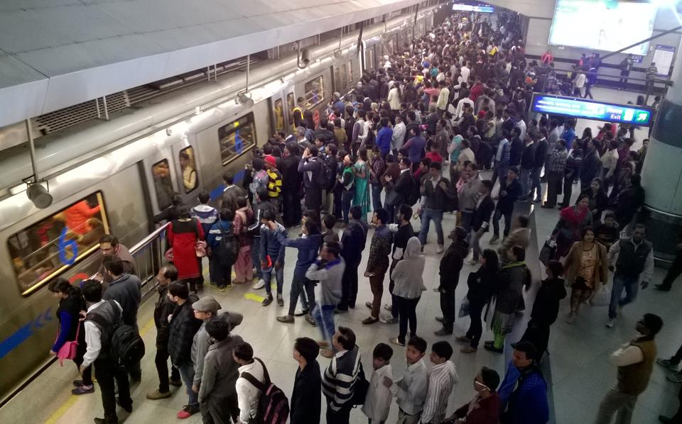 """The Delhi Metro Rail Corporation (DMRC) decided it is not """"competent"""" to roll back or defer the proposed fare hike, ending a political confrontation between the Delhi government and the Centre on the issue."""