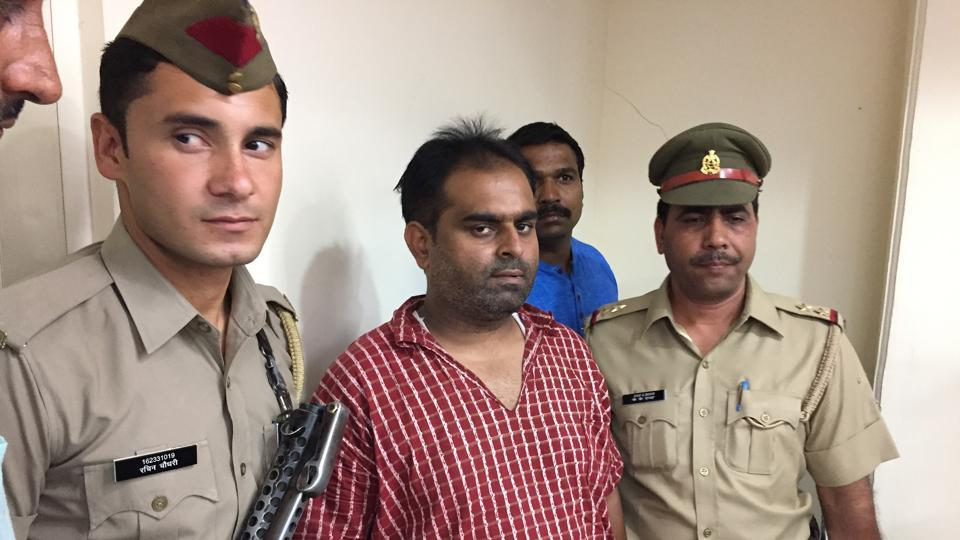 Sharma, a science graduate, who has also studied law at a varsity in Chandigarh, was jailed in 2010 in Lucknow for posing as an aide de camp (ADC) of the Maharashtra governor.
