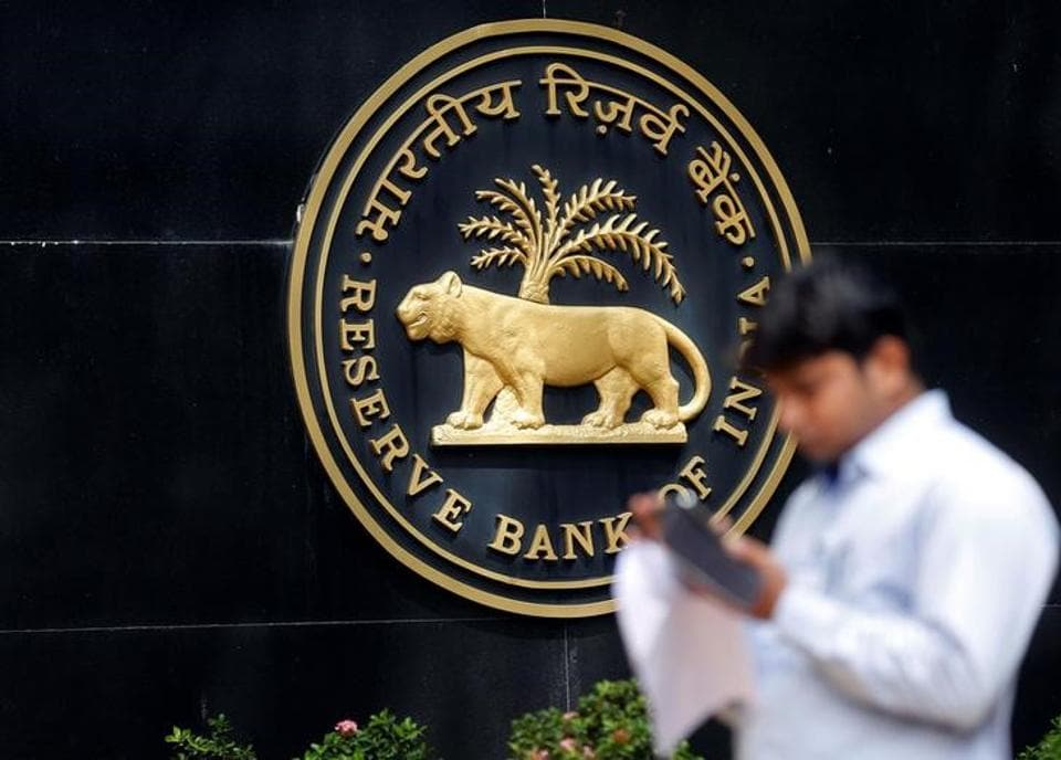 The Reserve Bank of India said 12 accounts representing about 25% of the gross bad loans in the banking system would be eligible for immediate reference for bankruptcy proceedings