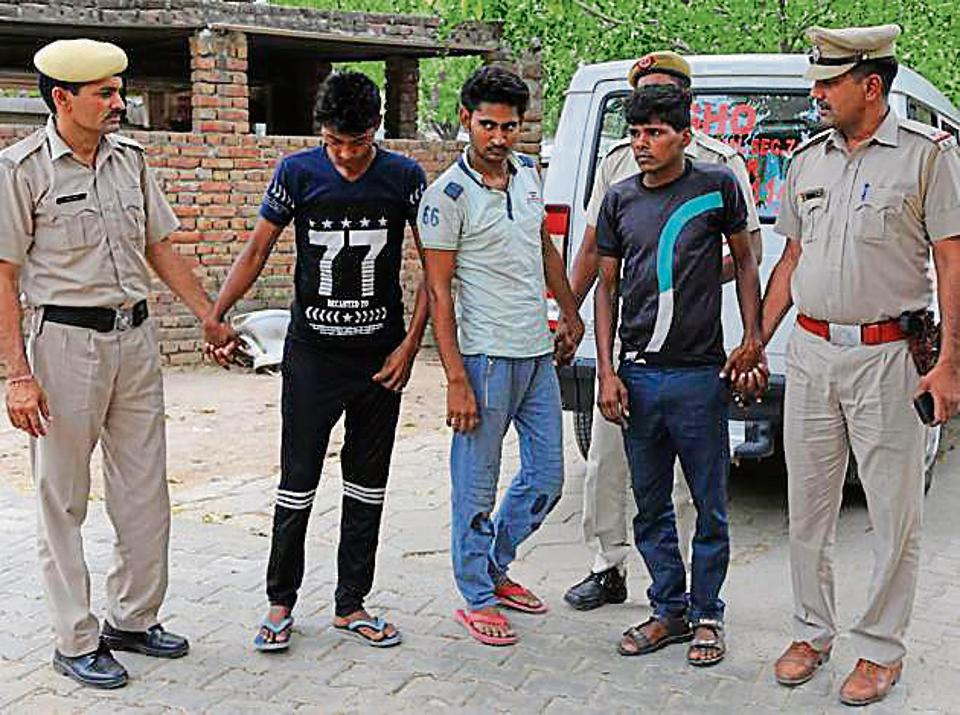 The accused in the Manesar gang-rape had allegedly admitted to being drunk before committing the crime.