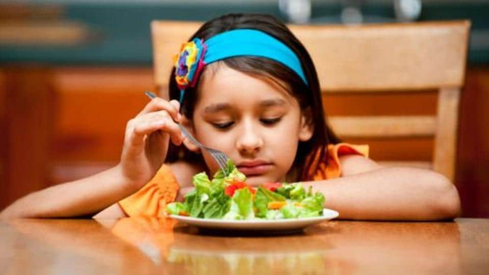 The research found that the method of offering the vegetable repeatedly each day was the most effective in encouraging children to eat a vegetable that they previously had an aversion to.