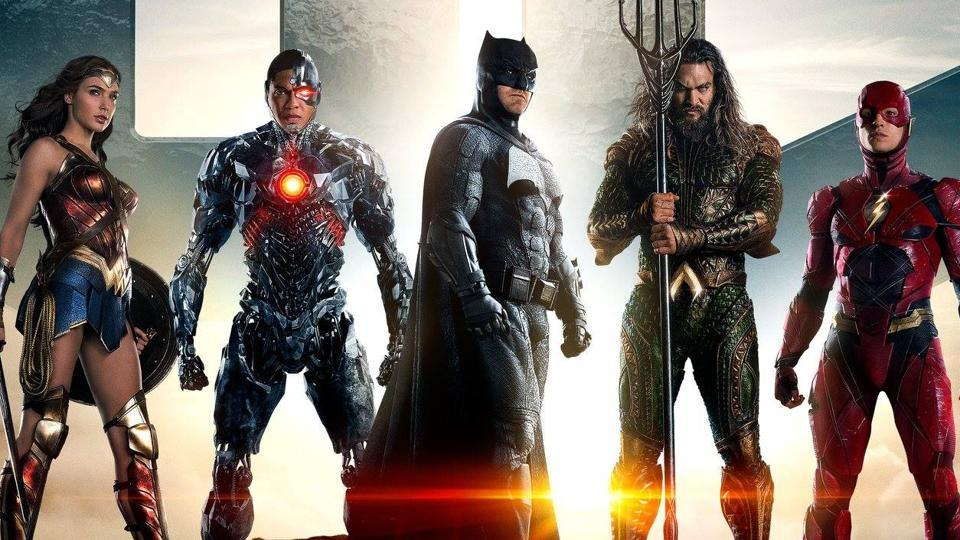 Justice League is scheduled for a November release.