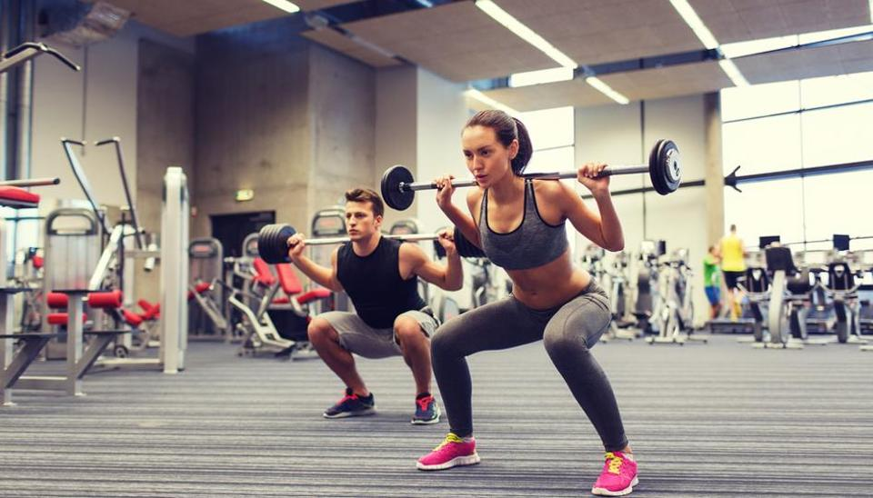 Two 30-minute sessions of resistance exercise per week has the most beneficial effect, says the study.