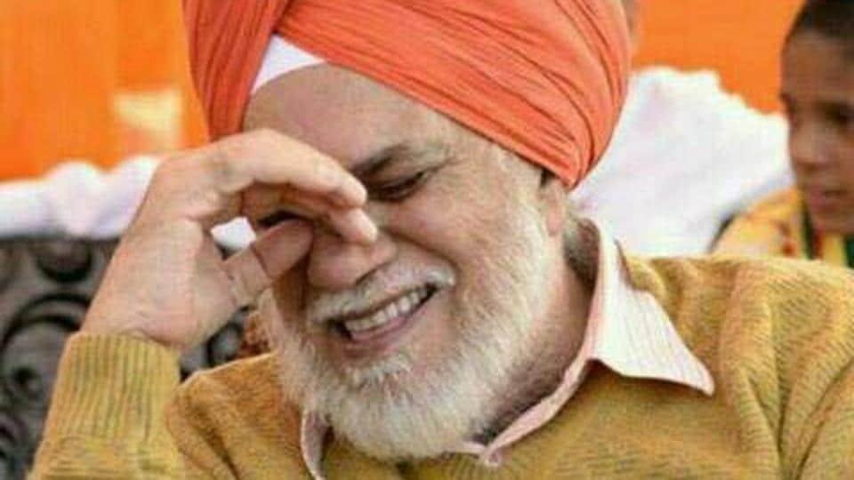 Ajmer Singh Aulakh,1942-2017,Mansa