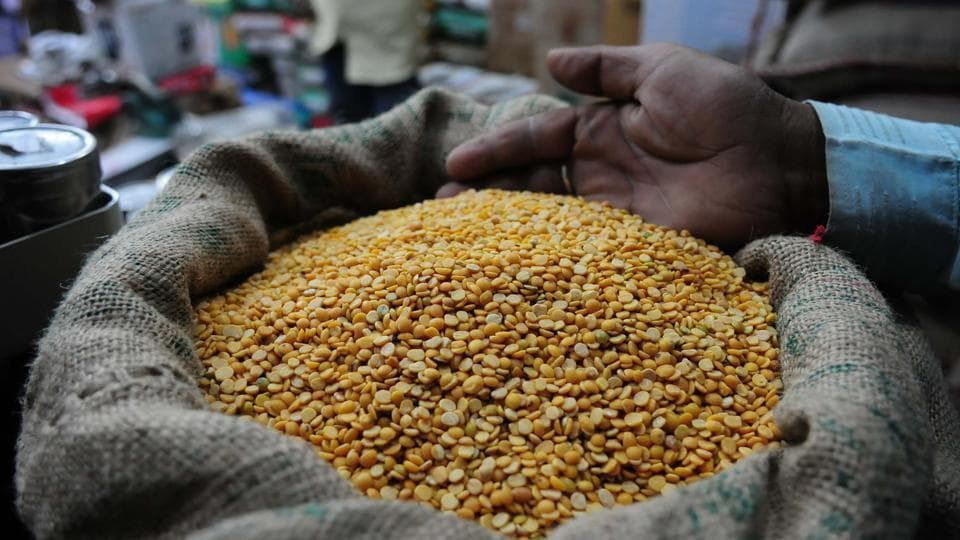 Amid an uproar over falling prices of tur dal after a bumper crop, the government bought large amounts from farmers to protect them from losses.