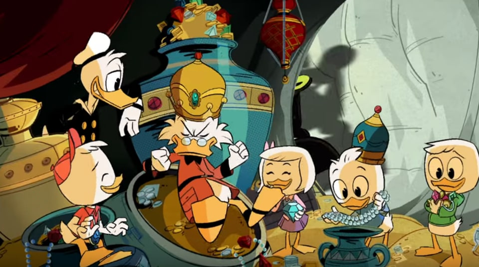 DuckTales will premiere on September 23.
