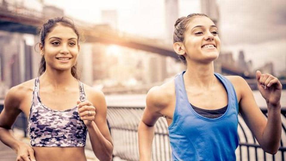Athletes,Women athletes,Running